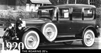 Lincoln Automobile History