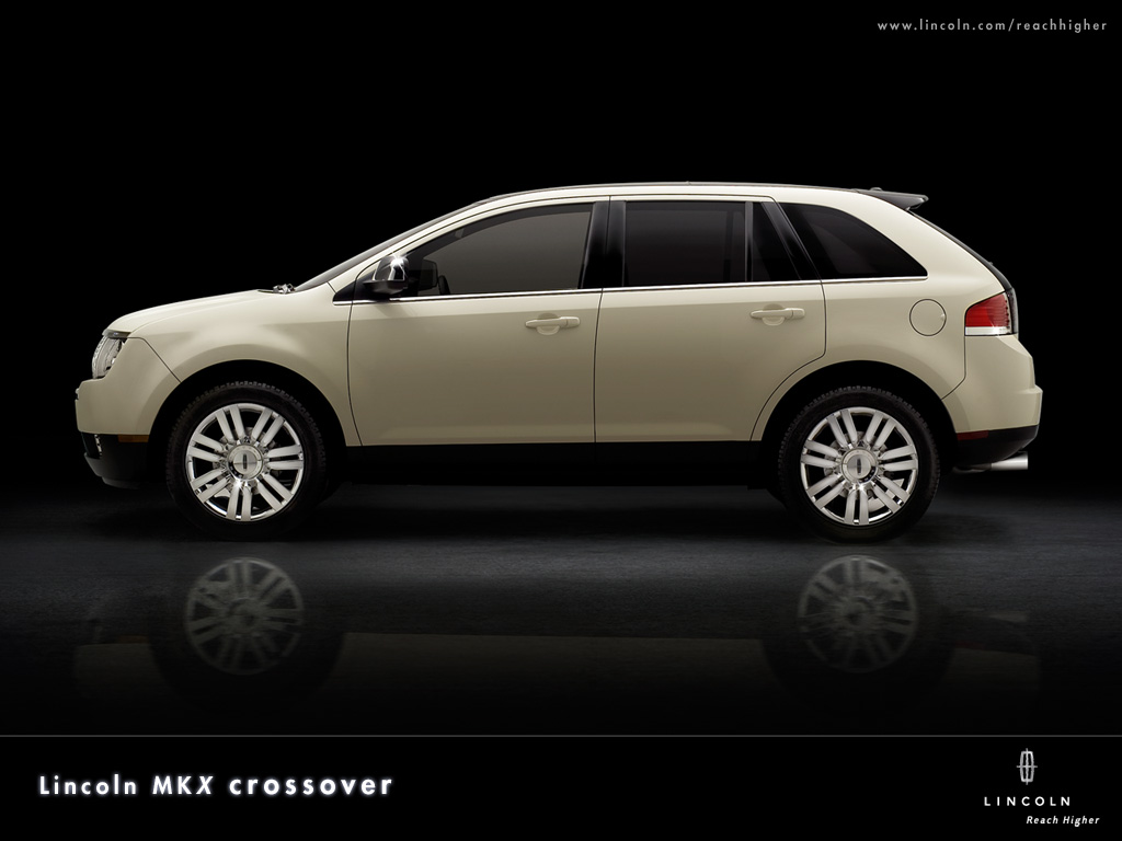 2007 Lincoln Mkx Crossover Utility Vehicle